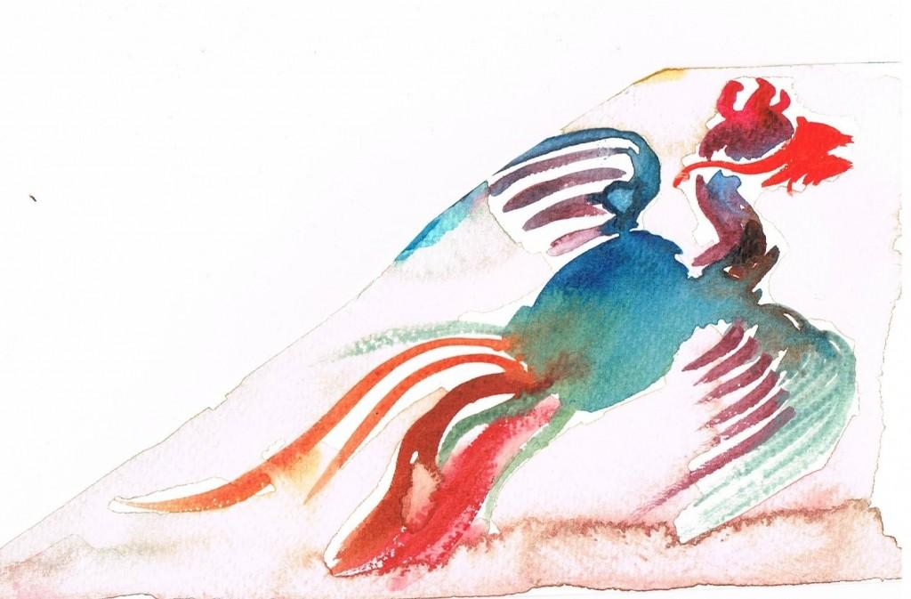 Simurgh: Vogel aus der islamischen Mythologie
